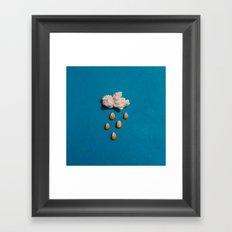 Kernel Cloud Framed Art Print