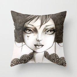 Dora Throw Pillow