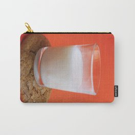 Cookie as a Coaster (Alternative Look) Carry-All Pouch