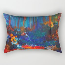 BIPOLAR Rectangular Pillow