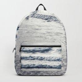 Glossy Backpack