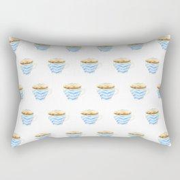 Capuccino Foam Cup Rectangular Pillow