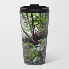 Rhododendron on Abrams Creek Travel Mug