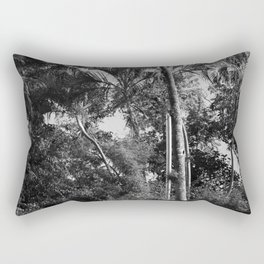 The Trees That Tower (El Salvador) Rectangular Pillow