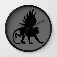 oz Wall Clocks featuring Oz by FilmsQuiz
