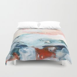 abstract painting III Duvet Cover