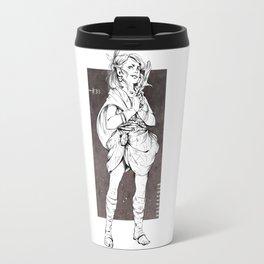 Vulpecula - The Fox Travel Mug