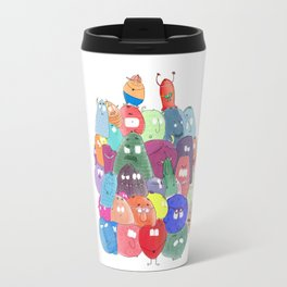 Annoying monsters Travel Mug