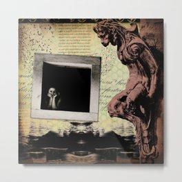 Exorcist [433] Metal Print