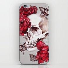 Vanitas iPhone & iPod Skin