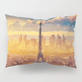 faraway places 2 Pillow Sham