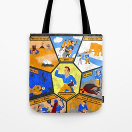 Photographic Terms for the Intrepid Fellow Tote Bag