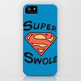 Super! iPhone Case