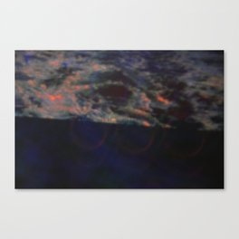 Untitled (Circles) Canvas Print