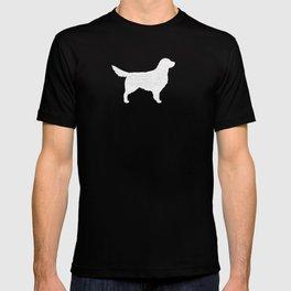 Golden RetrieverSilhouette(s) T-shirt
