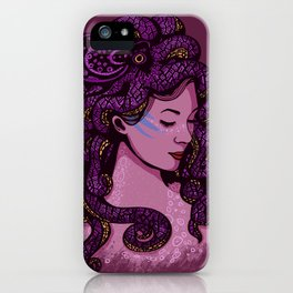 A Mermaid's Hair iPhone Case