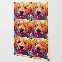 Golden Retriever 5 Wallpaper