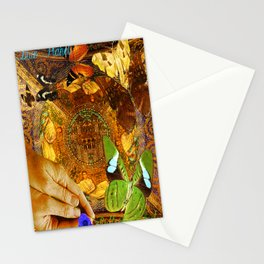 Civitate Dei   City of God  Stationery Cards