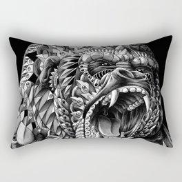 Gorilla Rectangular Pillow