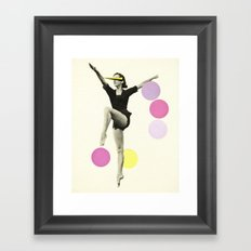 The Rules of Dance II Framed Art Print