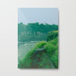 Seeking Metal Print