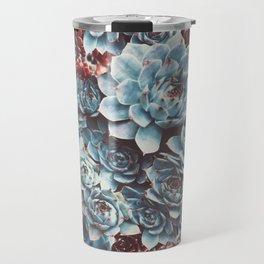 Sempervivum Succulents Travel Mug
