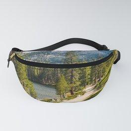 Angora Lakes, Lake Tahoe Fanny Pack