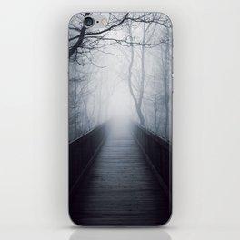 The Fog iPhone Skin