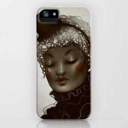 Madeline iPhone Case