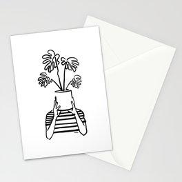Mood plants Stationery Cards