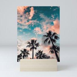 Summer scape Mini Art Print