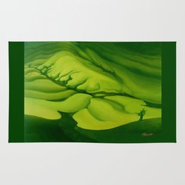 Green, Green ... Rug