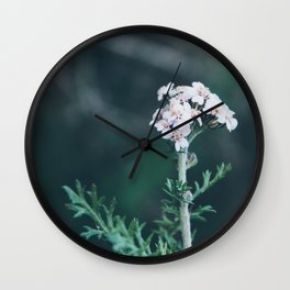 Flower Photography by Siora Photography Wall Clock
