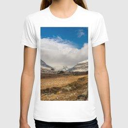 Mountain Highway Snowdonia T-shirt
