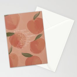 Progress, Beautiful Progress Stationery Cards