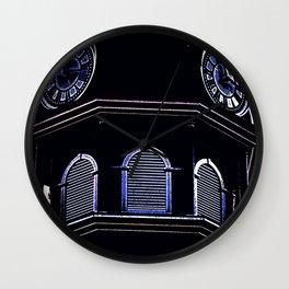 Clock Tower 818 Wall Clock