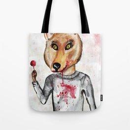 Sweet Wolfy Tote Bag