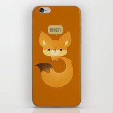 Little Furry Friends - Fox iPhone & iPod Skin