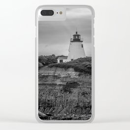 Beacon Clear iPhone Case