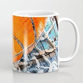 Basketball image variant vs 4 Coffee Mug