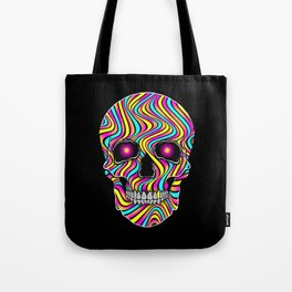 Skull Candy Tote Bag