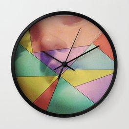 Effigy Wall Clock