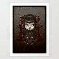 soul Art Prints featuring Soul by Liransz