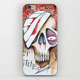 snitches iPhone Skin