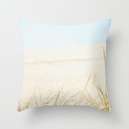The Silent Breeze Throw Pillow