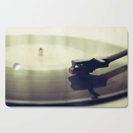 Record player Cutting Board