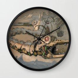 Primal Wall Clock