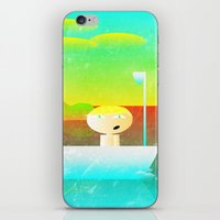 vector iPhone & iPod Skins featuring The Adventure of Neb No. 1 by BCGenest
