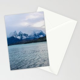 Los Cuernos | Torres del Paine National Park, Patagonia Stationery Cards