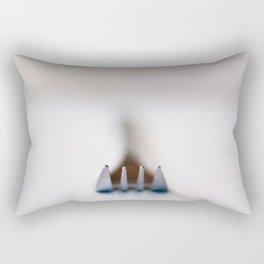 cold steel I Rectangular Pillow